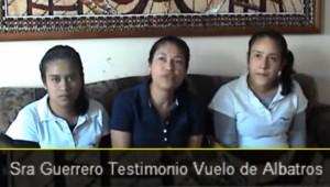 Testimonio de Sra. Guerrero