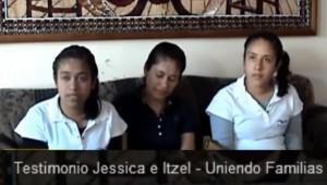 Testimonio de Itzel y Jessica